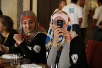 Digital storytellers, Amal & Gadeer from Gaza.