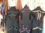 Dress shop in Doha, Qatar.