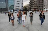 Gezi Square, Istanbul.